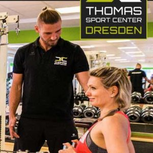 Training im Thomas Sport Center Dresden
